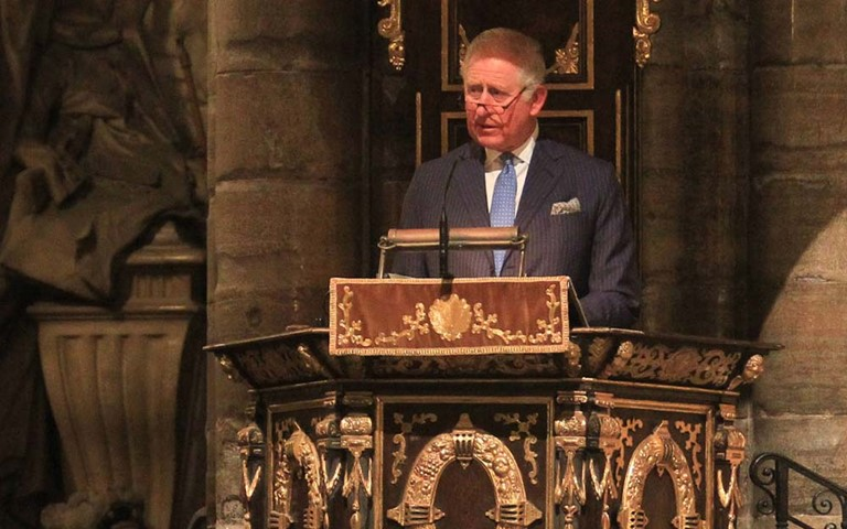 Westminster Abbey service celebrates Middle East Christians